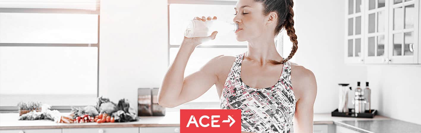 ACE Fitness Nutrition Specialist Training Course by TRAINFITNESS
