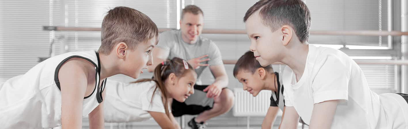 Children's Fitness Intructor Course | TRAINFITNESS