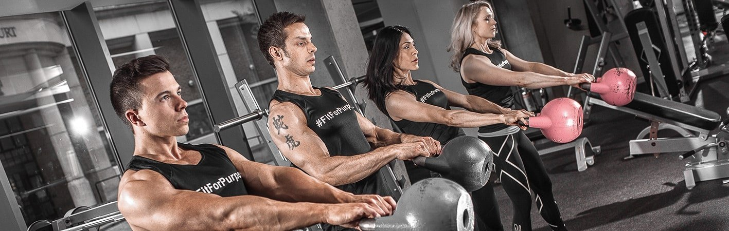 Kettlebell Instructor Training Course by TRAINFITNESS