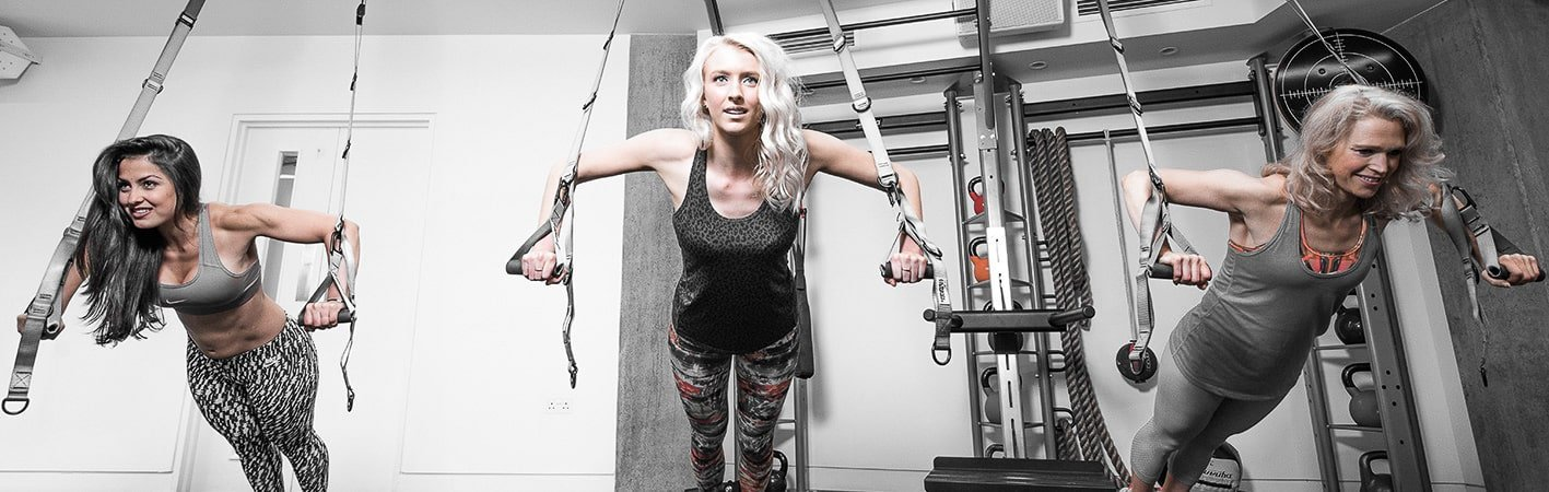 Suspension Fitness Training Course