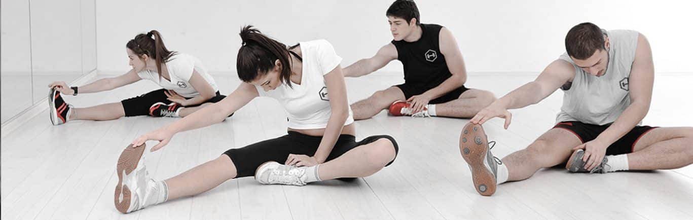 Advanced Stretching Training Banner Images 2
