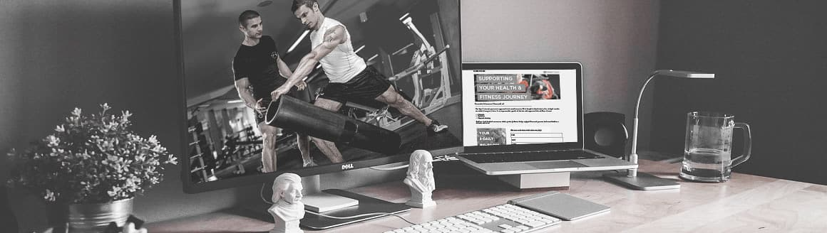 How to Study your Personal Training Course From Home | TRAINFITNESS