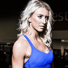 Zanna Van Dijk - Freelance personal trainer, fitness model and blogger - Personal Trainer Course